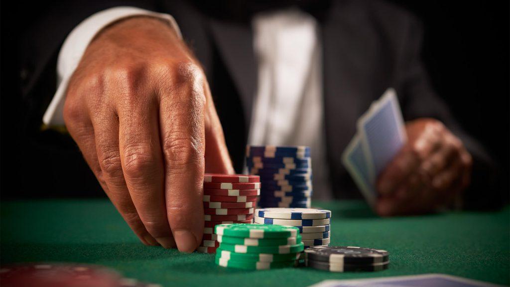Nakręcony w kasynach